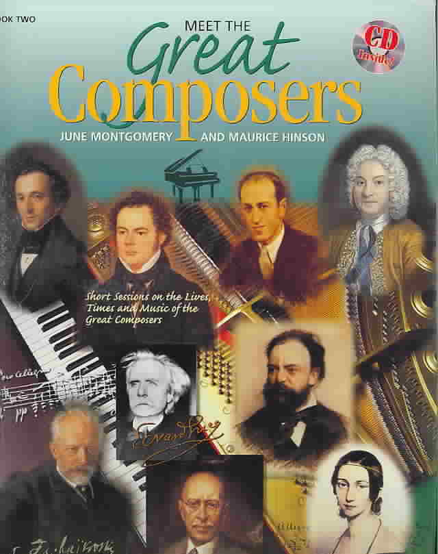 Meet the Great Composers By Hinson, Maurice